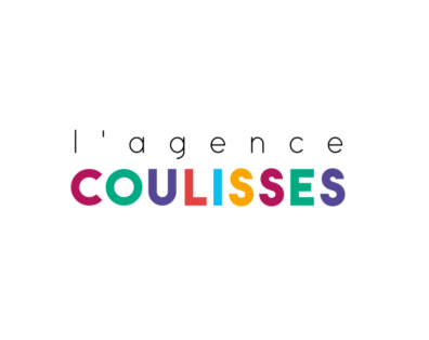 Logo agence coulisses